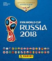 Album - Fifa World Cup Russia 2018 - Capa Dura