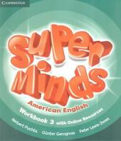 American Super Minds 3 - Workbook With Online Resources