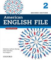 American English File 2 - Student Book - 02 Ed