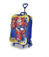 Mochilete Super Wings Robo - 2981bm18
