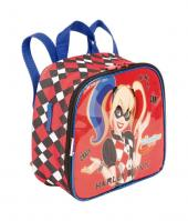 Lancheira Sestini P Super Hero Girls 19y Harley Queen Colorido - 065384-00