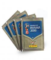 ENVELOPE DE FIGURINHAS - FIFA WORLD CUP RUSSIA 2018