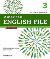 American English File 3 - Student Book - 02 Ed