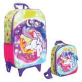 Mochilete Soft Unicornio - 2613am18