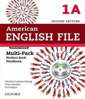 American English File 1a - Multipack With Online Practice And Ichecker - 02 Ed