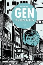 Gen Pes Descalcos - Vol 08