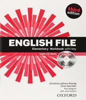 English File - Elementary - Workbook With Key - 03 Ed