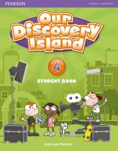 Our Discovery Island 4 - Student Book / Workbook With Multi-rom Pack