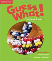 Guess What! 3 - Students Book - American English
