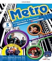 Metro Starter - Student Book / Workbook Pack